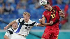 Финляндия – Бельгия – 0:2. Текстовая трансляция матча
