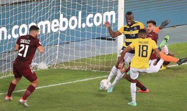 Эквадор сыграл вничью с Венесуэлой на Кубке Америки