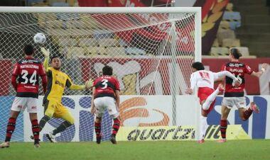 ВІДЕО. Феноменальна п'ята у Бразилії. У ворота Фламенго забили гол-шедевр