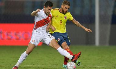 Колумбія – Перу – 1:2. Відео голів та огляд матчу