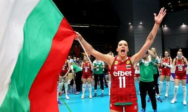 Женская сборная Болгарии выиграла Золотую Евролигу