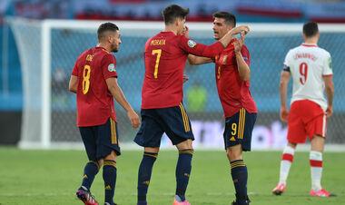 Где смотреть онлайн матч Евро-2020 Словакия − Испания
