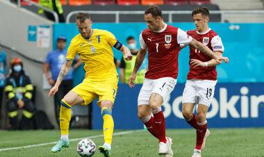 Плей-офф под большим вопросом. Сборная Украины проиграла Австрии