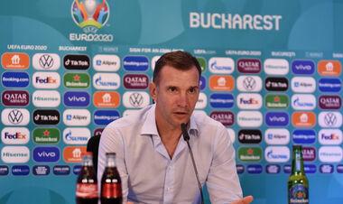 Андрей ШЕВЧЕНКО: «С таким уровнем футбола в плей-офф Евро делать нечего»