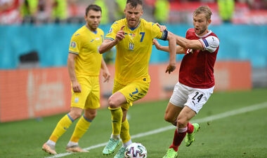 Ярмоленко провел 60-й официальный матч за сборную Украины