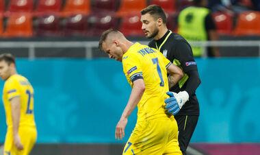 Провал Украины с Австрией, Россия вылетает, Малиновский интересен Милану