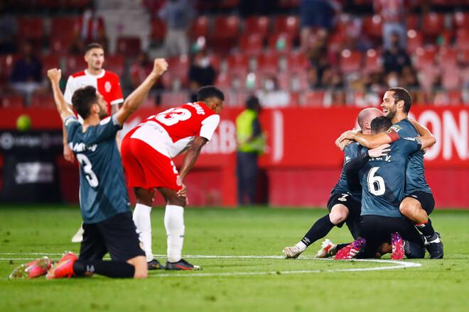 Мадрид против Каталонии. В финале плей-офф определен 20-й участник Ла Лиги
