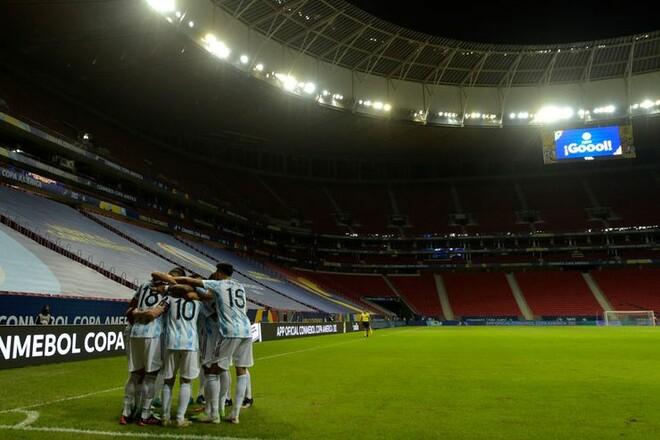 Где смотреть онлайн матч Кубка Америки Аргентина – Парагвай
