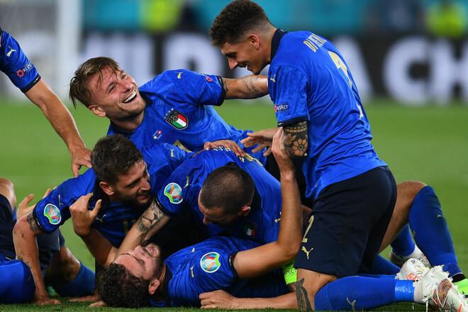 Італія чекає Україну або Австрію в 1/8 фіналу, Яремчук може перейти в Мілан