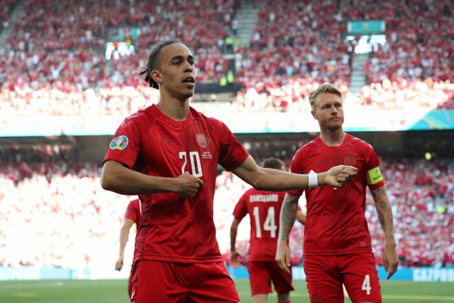 Россия – Дания. Евро-2020. Группа B. Смотреть онлайн. LIVE трансляция