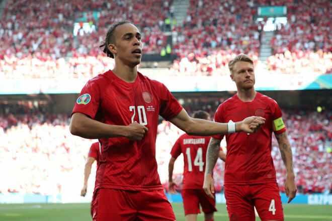 Де дивитися онлайн матч Євро-2020 Росія – Данія