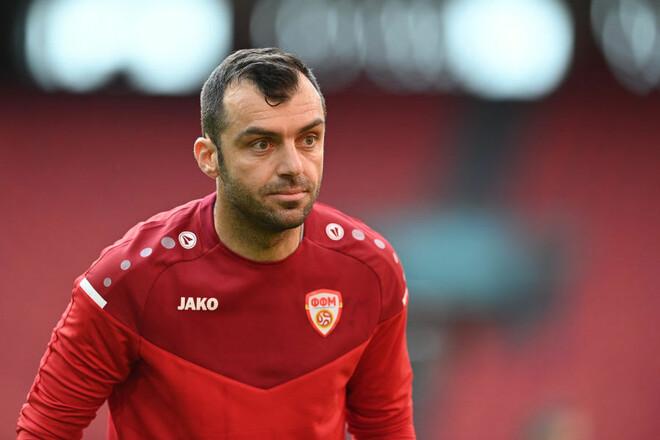 Горан Пандев завершит карьеру в сборной после Евро-2020