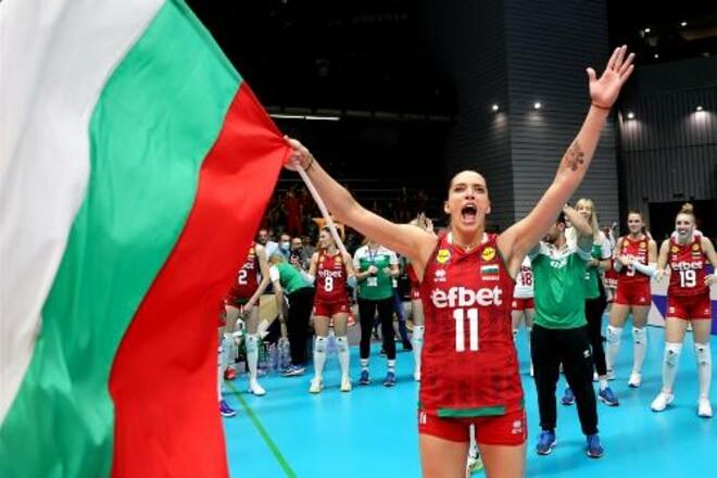 Жіноча збірна Болгарії виграла Золоту Євролігу