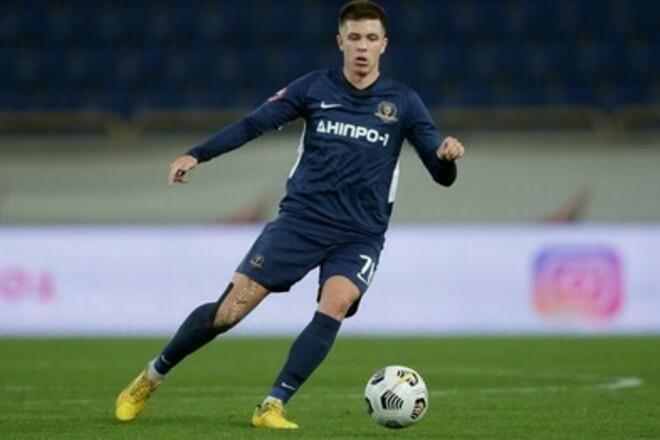 Полузащитник Шахтера начал подготовку к сезону в составе Днепра-1