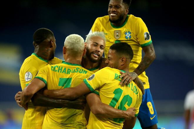 Бразилия – Колумбия. Прогноз и анонс на матч Кубка Америки