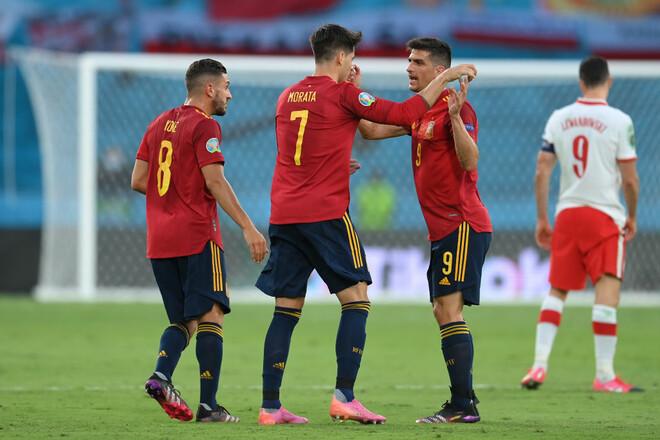 Де дивитися онлайн матч Євро-2020 Словаччина − Іспанія