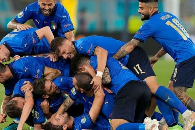 ДЕНИСОВ: «У плей-оф буде не та Італія, яка грала зі Швейцарією»