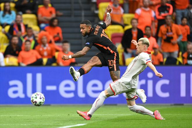 Северная Македония – Нидерланды – 0:3. Дубль Вейналдума. Видео голов, обзор