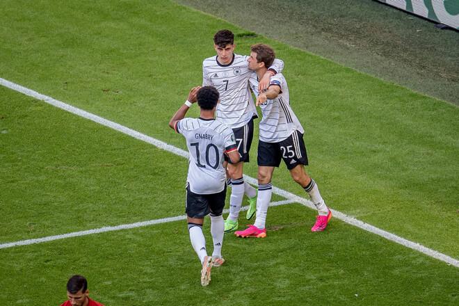 Где смотреть онлайн матч Евро-2020 Германия − Венгрия