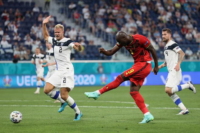 Финляндия – Бельгия – 0:2. Автогол вратаря и мяч Лукаку. Видео голов, обзор