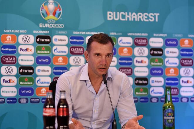 Андрій ШЕВЧЕНКО: «З таким рівнем футболу в плей-оф Євро робити нічого»
