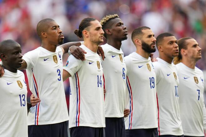 Где смотреть онлайн матч Евро-2020 Португалия – Франция