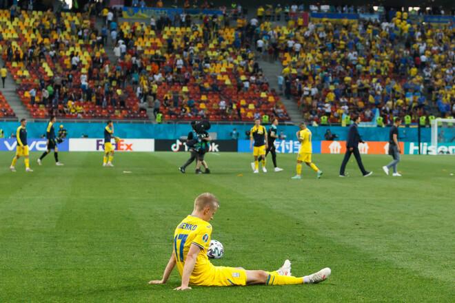 Україна виявилася не готовою до Євро-2020. Матч з Австрією це довів