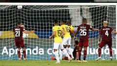 Венесуэла – Эквадор – 2:2. Видео голов и обзор матча