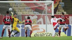 ВИДЕО. Феноменальная пятка в Бразилии. В ворота Фламенго забит гол-шедевр