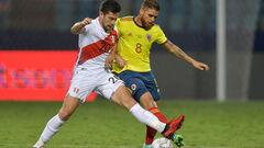 Колумбия – Перу – 1:2. Видео голов и обзор матча