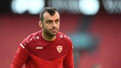 Горан Пандєв завершить кар'єру у збірній після Євро-2020