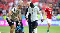 Снова травма. Вингер сборной Франции пропустит остаток Евро