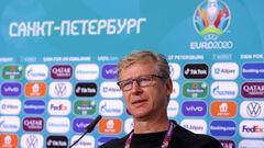 Маркку КАНЕРВА: «Это самый важный матч в истории финского футбола»