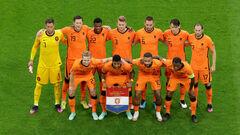 Северная Македония – Нидерланды. Стартовые составы команд