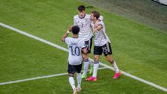 Де дивитися онлайн матч Євро-2020 Німеччина − Угорщина