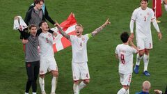 ВИДЕО. Разгром России! Дания забила четвертый гол