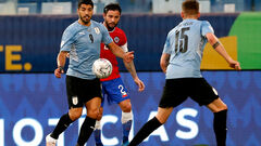 Уругвай – Чили – 1:1. Видео голов и обзор матча