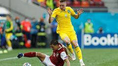 ХУДЖАМОВ: «В сборной Украины есть футболисты, которым надо убрать понты»