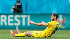 Whoscored: Алаба – лучший игрок матча Украина – Австрия, Яремчук – худший