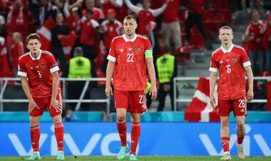 Россия три Евро подряд не может выйти из группы