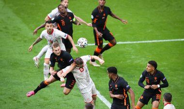Нидерланды и Россия вышли в рекордсмены Евро