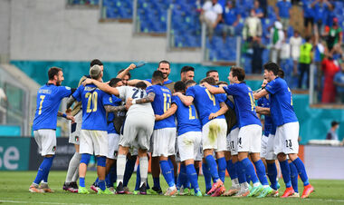 Три команды выиграли на Евро-2020 все три матча в группе