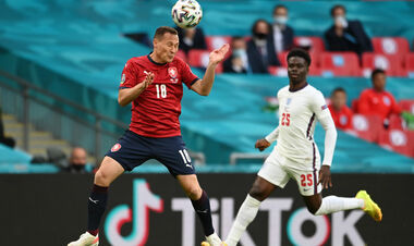 Чехия – Англия – 0:1. Видео гола Стерлинга и обзор матча