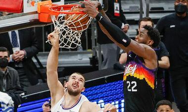 НБА. Финикс без Криса Пола во второй раз обыгрывает Клипперс