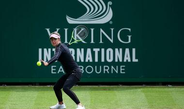 Свитолина не сумела пробиться в 1/4 финала на турнире в Истборне