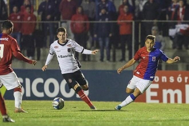 Заря подпишет 3-летний контракт с бразильцем Кристианом
