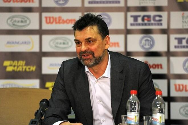Будівельник визначився з головним тренером на сезон 2021/22