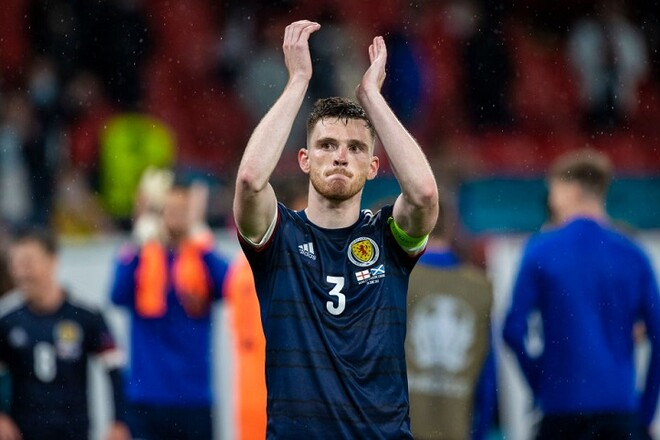 Капітан збірної Шотландії: «Ми поки не хочемо їхати додому»