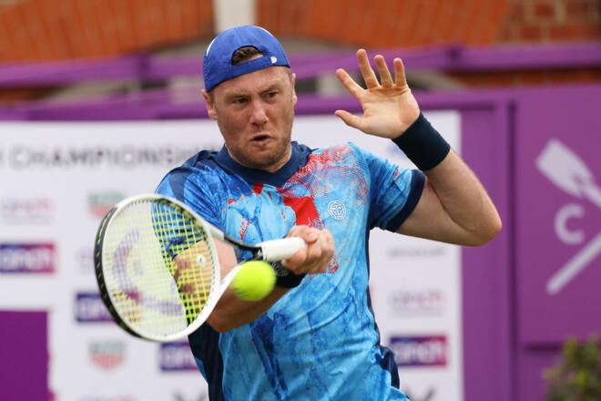 Марченко стартовал с победы в квалификации Уимблдона