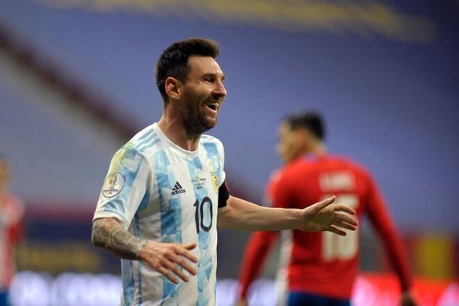Тренер Аргентини: «Мессі втомився, але продовжує робити різницю»